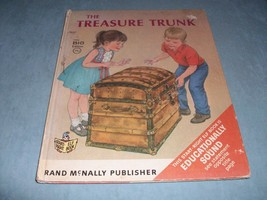 1967 The Treasure Trunk  A Start-Right Elf Book  BIG EDITION  #7904  Very Good! - $9.95