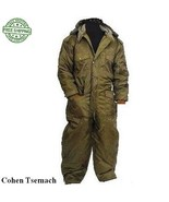 IDF Israel Olive Cold Weather Hermonit Winter Gear Coverall water proof ... - $156.99