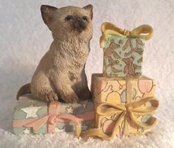 Lenox Cat Kitten Figurine PRECIOUS PRESENTS  20... - $12.95