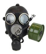 Russian NBC NUCLEAR  WAR GENUINE  Gas Mask respirator Gp-7 made 2016 yea... - $37.69