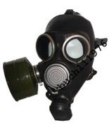 GENUINE NBC NUCLEAR WAR Russian Army Civilian Gas Mask Gp-7 2016 year new - $46.13