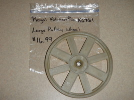 Regal Kitchen Pro Bread Machine Large Pulley Wheel Model K6761 - $15.87