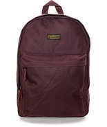 MEN'S GUYS PRIMITIVE HOOMROOM BURGUNDY BACKPACK SCHOOL BAG NEW $55 - $753,43 MXN