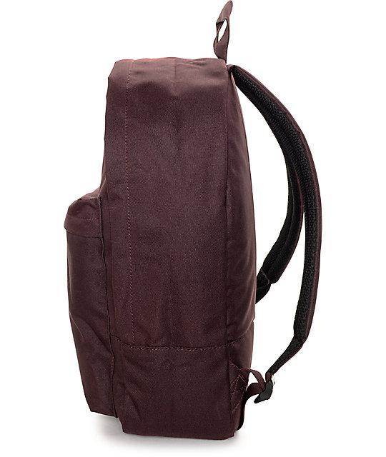 MEN/'S GUYS  POLER DAY BURNT ORANGE BACKPACK SCHOOL BAG NEW $65
