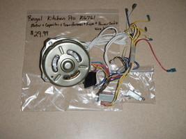 Regal Kitchen Pro Bread Maker Motor Capacitor Transformer Fuse Cord Wiring K6761 - $28.04
