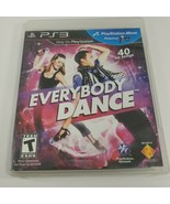 Everybody Dance - Sony PlayStation 3 (PS3) - Tested - *Requires PlayStat... - $4.95