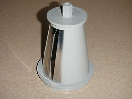 Presto Professional Salad Shooter Thin Slicing Cone For Model 0297001 - $13.39