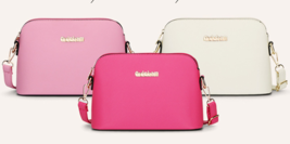 Medium Leather Shoulder Bags Women Messenger Bags M363-1 Purse - $29.99