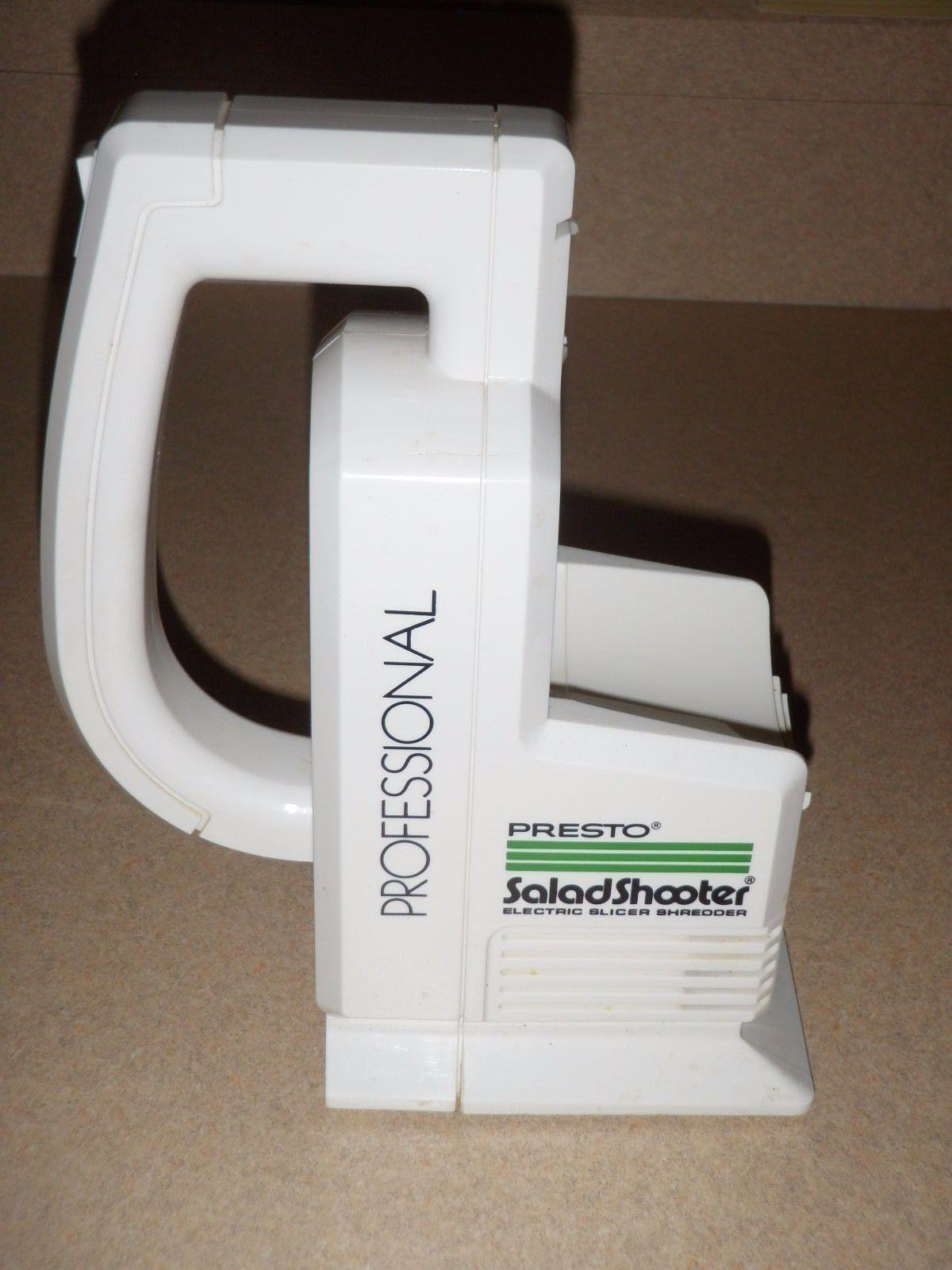 Presto Professional Salad Shooter Base Model 0297001 ( Base Only ) Part - $15.87