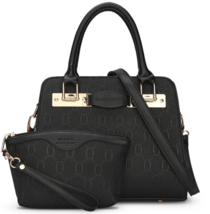 Both Bags Free Shipping Shoulder Bags Handbags Leather Bag With Clutch B... - ₨2,719.81 INR+