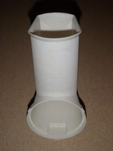 Food Chute for Presto Professional Salad Shooter Model 0297001 - $12.44