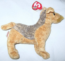 2002 Ty Beanie Baby Whiskers Original Retired Hang Tag Attached Free Ship Usa - $9.18