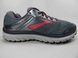 Brooks GTS 18 Size US 9 M (B) EU 40.5 Women's Running Shoes Gray 1202681B079