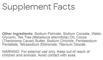 TEA TREE OIL BODY HAND 100% NATURAL Melaleuca ANTIFUNGAL HERBAL PURE SOAP 1 BAR image 3