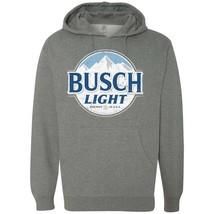 Busch Light Logo Hoodie Grey - $55.98+