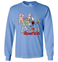 Read across america Drseuss Long Sleeve Full Size - $11.90+