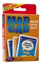 Mattel Mad Gab Card Game - $8.90