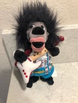 Disney Critter Country Bear Jamboree Bean Plush w/ Guitar A3 - $19.95