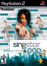 SingStar Pop Vol. 2 - PlayStation 2 - $35.30