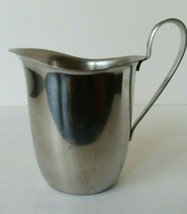 Dolphin 18-8 Stainless Steel Commercial Pitcher Made in Japan 22ozs - $22.76