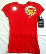 Louisville Cardinals Red T-SHIRT Womens Medium Made By My U Apparel (Nwt) - $8.00