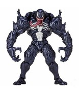 Revoltech Yamaguchi Spiderman Venom Action Figure Model Toy Collectible With Box - $31.57