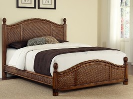 Marco Island Cinnamon Queen Bed by Home Styles - $725.26