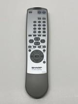 Sharp GA219SA Original TV Remote 27F640, 27F641, 32F640, 32F641, CU27F641 Works - $12.82