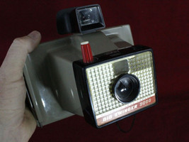 Vintage Collectible Polaroid Big Swinger 3000 Land Camera ~Wrist Strap U... - $12.95