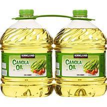 Kirkland Signature Canola Oil (Kosher) - 2 Pack Jugs (3 Qt) - $31.85