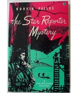 Ted Wilford The Star Reporter Mystery Norvin Pallas no.3 new reprint pap... - $12.00
