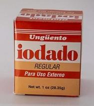 Iodado Regular 1 OZ - $8.90