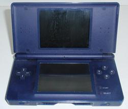 Dark Blue Nintendo DS Lite handheld console - $37.75