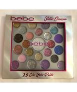 Bebe Glitter Obsession 25 Palette Eyeshadow Makeup - $39.95