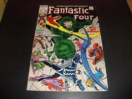 Fantastic Four #83 VF Condition 1969 Marvel Comic Book The Inhumans / Maximus - $27.29
