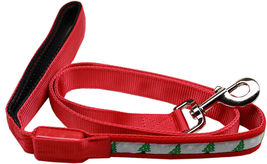 LED Dog Leash Christmas Tree 1 inch wide by 4 Feet  - $14.99