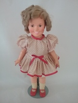 Shirley Temple 1972 Doll w/stand - $27.54