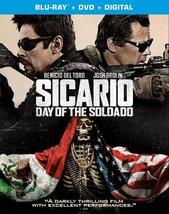 Sicario: Day Of The Soldado [Blu-ray+DVD+Digital]