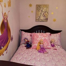 Rapunzel Tangled Disney Inspired Royal Sun Insignia's Wall Decal Stickers Decor - $14.99