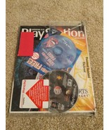 Official Playstation Magazine #88 2005 Grand Turismo Metal Gear Solid NE... - $18.80
