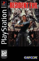 Resident Evil PS1 Great Condition Fast Shipping - $29.93