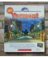 Vermont (America the Beautiful. Third Series) Library Binding  - $3.00