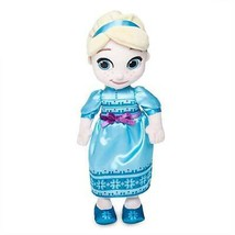 Disney Animators' Collection Elsa Plush Doll Small 12'' Frozen 2 New wit... - $19.39