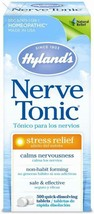 Hyland's Nerve Tonic Stress Relief Tablets, Natural Relief of Restlessness - $15.54