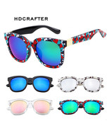 HDCRAFTER HD663 Fashionable Trendy Camouflage Pattern Sunglasses - $15.98