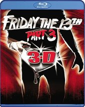 Friday the 13th, Part 3 3-D [Blu-ray] (1982)