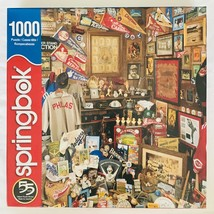 """Collectors Closet Jigsaw Puzzle 1000 pc Springbok 24"""" x 30"""" 2019 Made in USA - $24.18"""