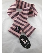 """Cosmic Knits Dog Scarf Med 38"""" x 3"""" Acrylic & Polyester Blend - $12.76"""