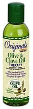 Africas Best Orig Olive & Clove Oil Therapy 6 Ounce 177ml 3 Pack