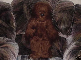 """22"""" Star Wars Chewbacca Plush Toy 1977 By Kenner - $59.39"""